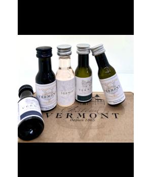 Coffret Découverte Vinottes de Vermont