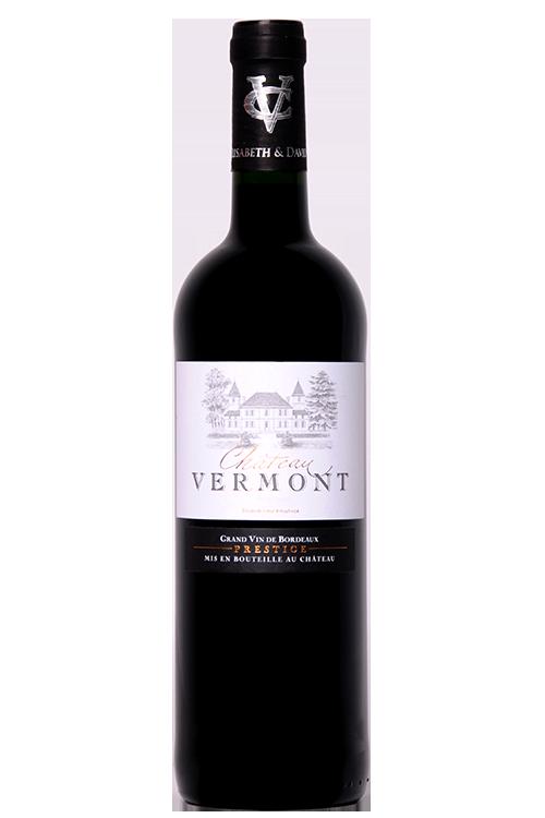 Château Vermont Prestige rouge 2019